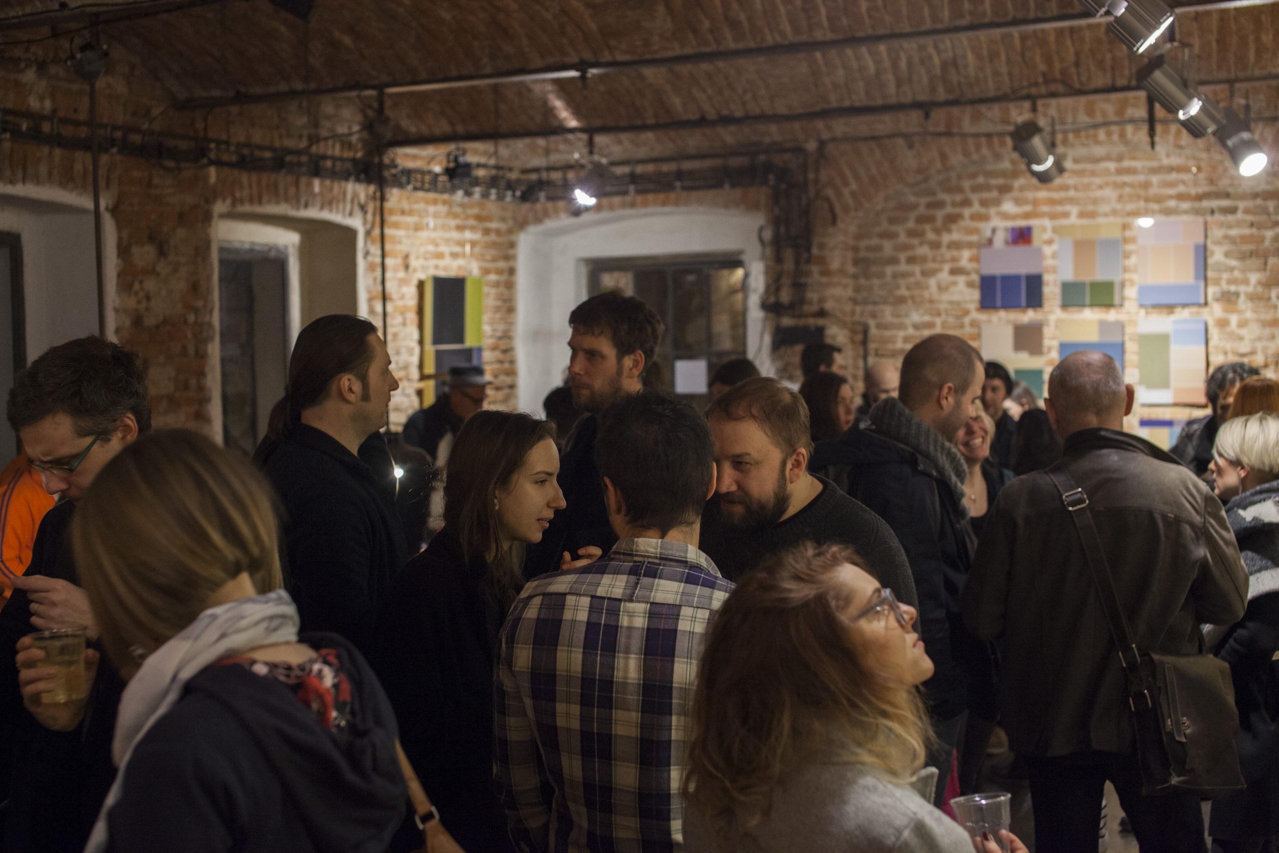 Jan Dyntera opening at Fotografic gallery