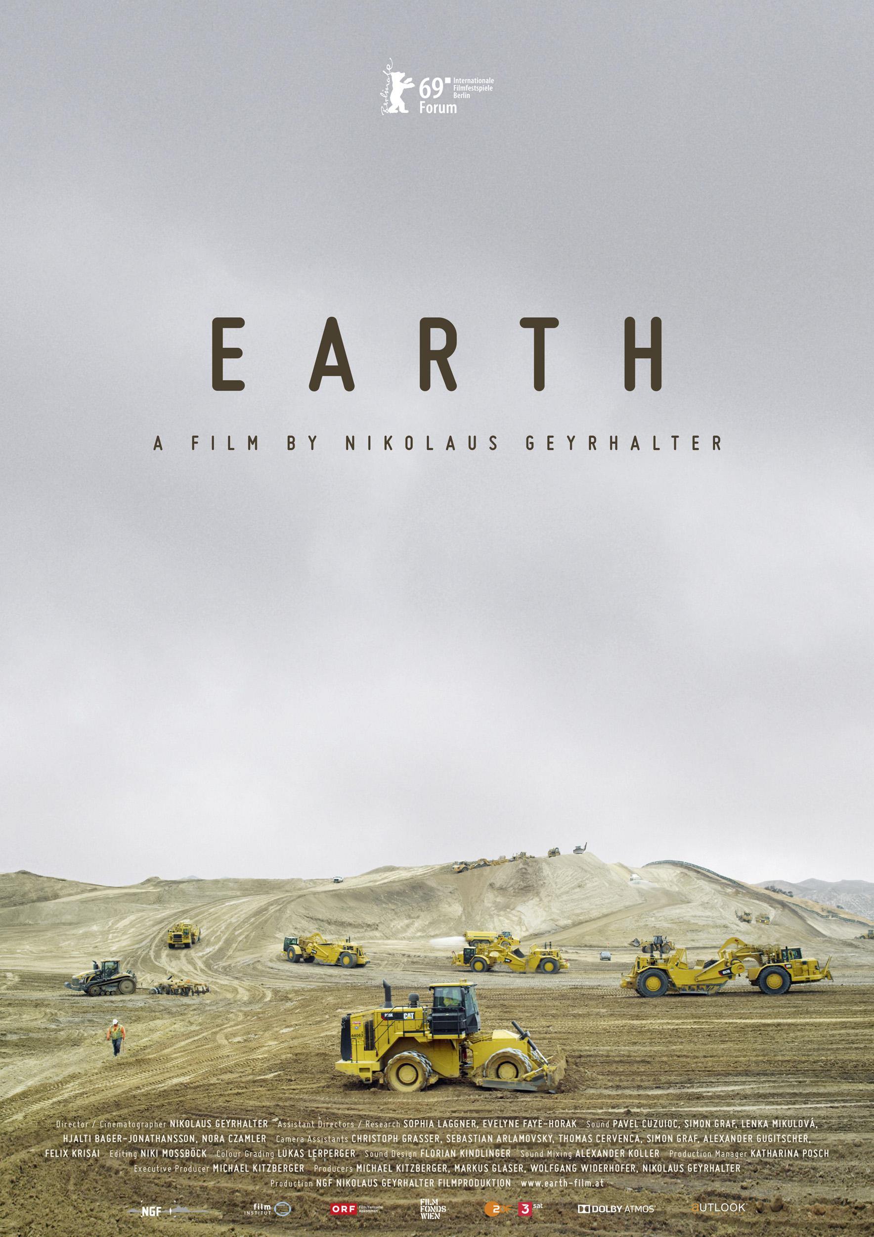 Kino Fotografic Earth at Fotografic gallery