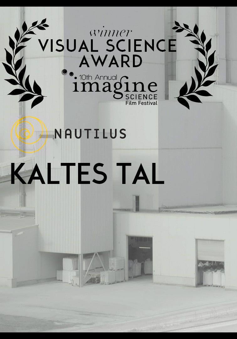 Kaltes tal short film at Fotografic gallery