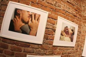 Always personal exhibition at Fotografic gallery