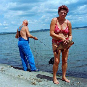 Evžen Sobek exhibition at Fotografic