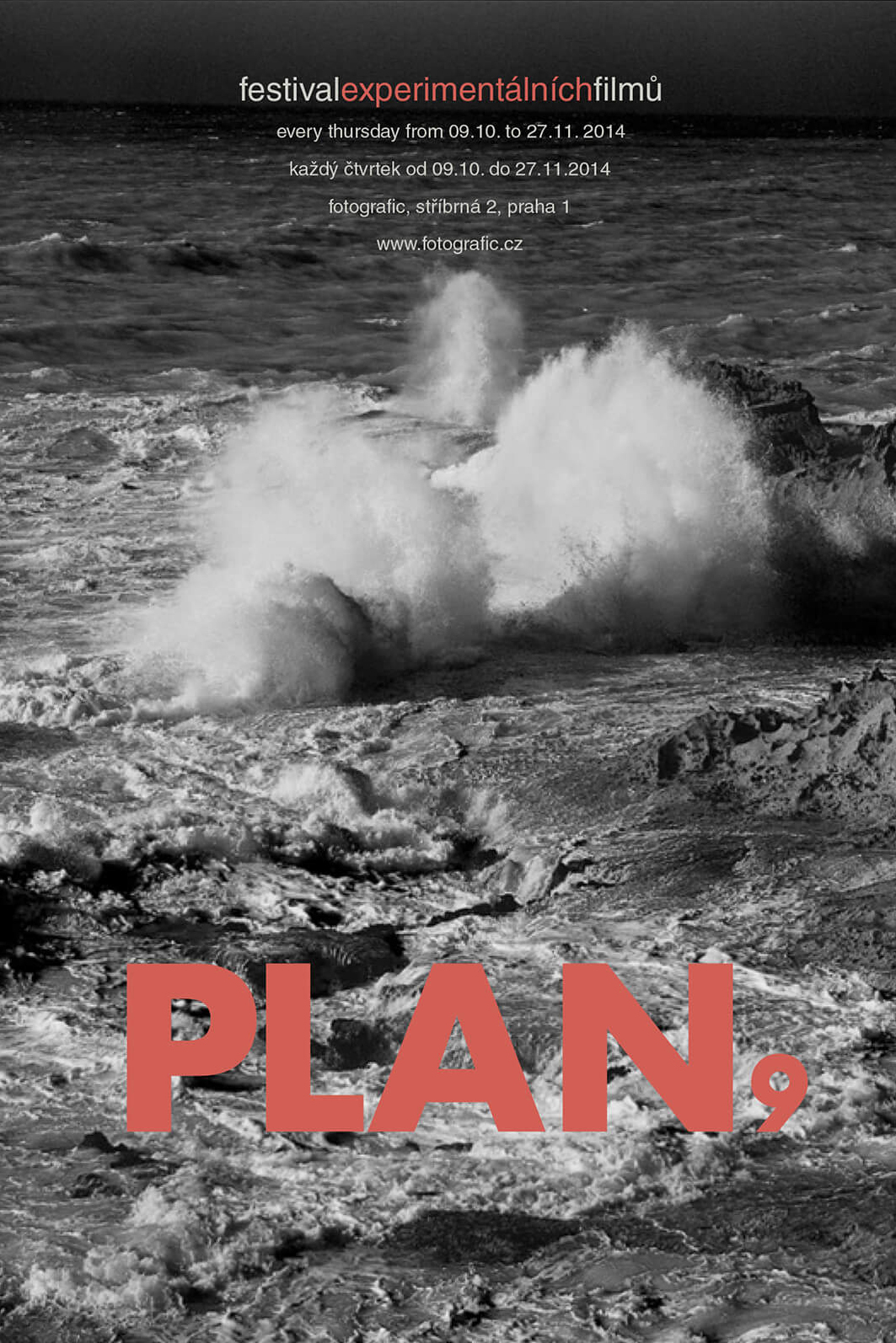 PLAN 9 poster for 2014