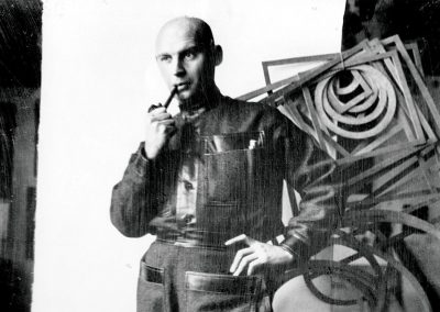 Alexander Rodchenko | Portraits of the left front | 5. 12. – 19. 12. 2011