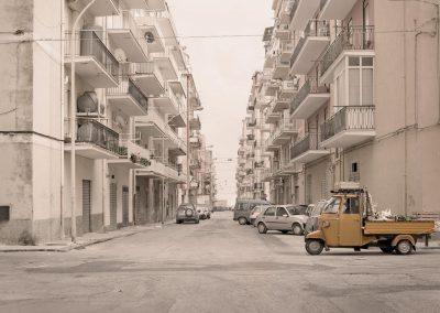 Bára Prášilová | Concrete island | 12. 7. – 31. 8. 2011