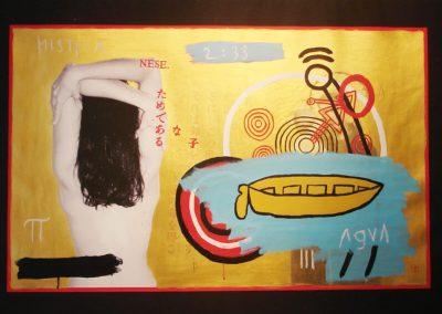 Cristian del Risco | Solamente | 8. 6. – 30. 6. 2006
