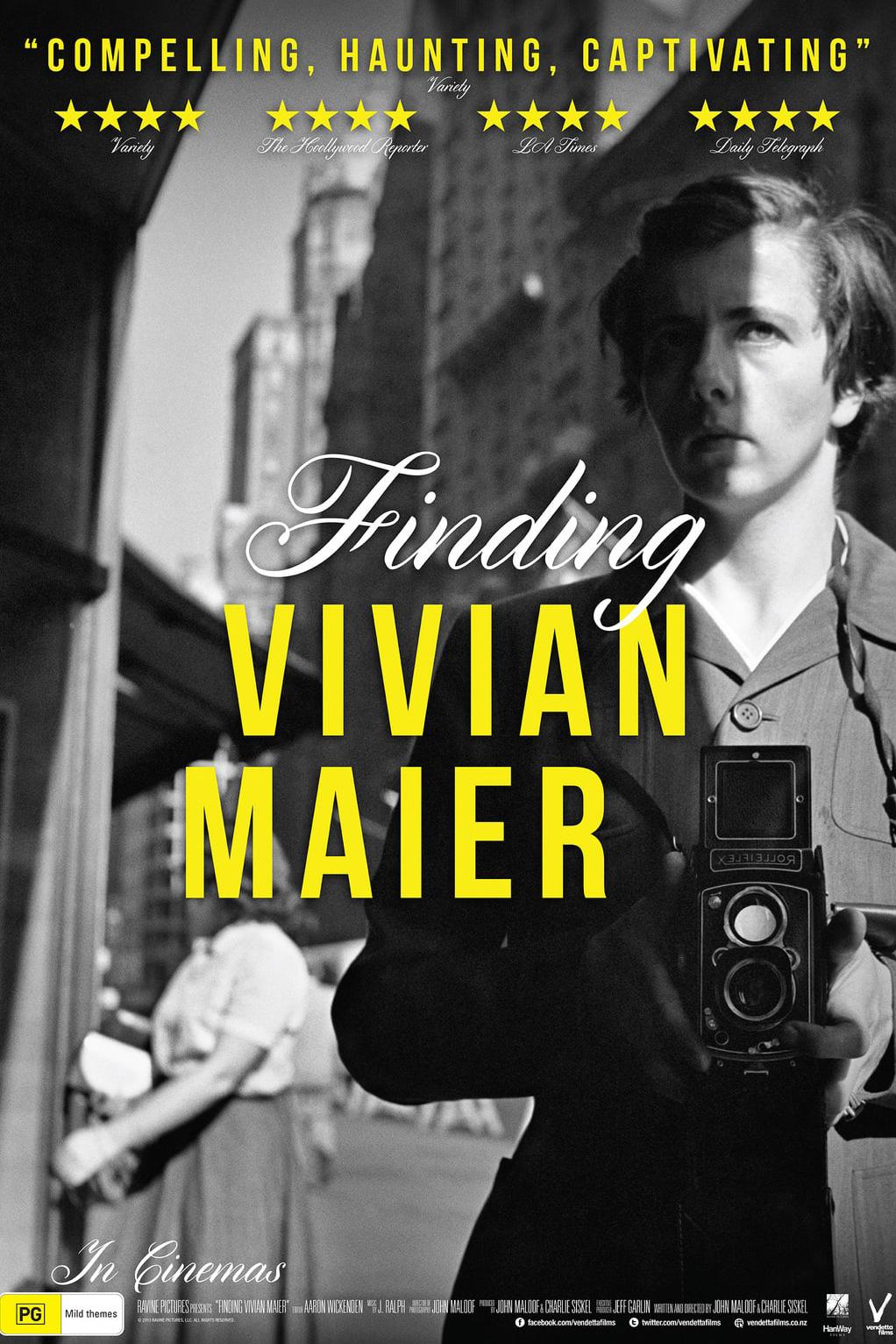 Kino Fotografic Finding Vivian Maier poster