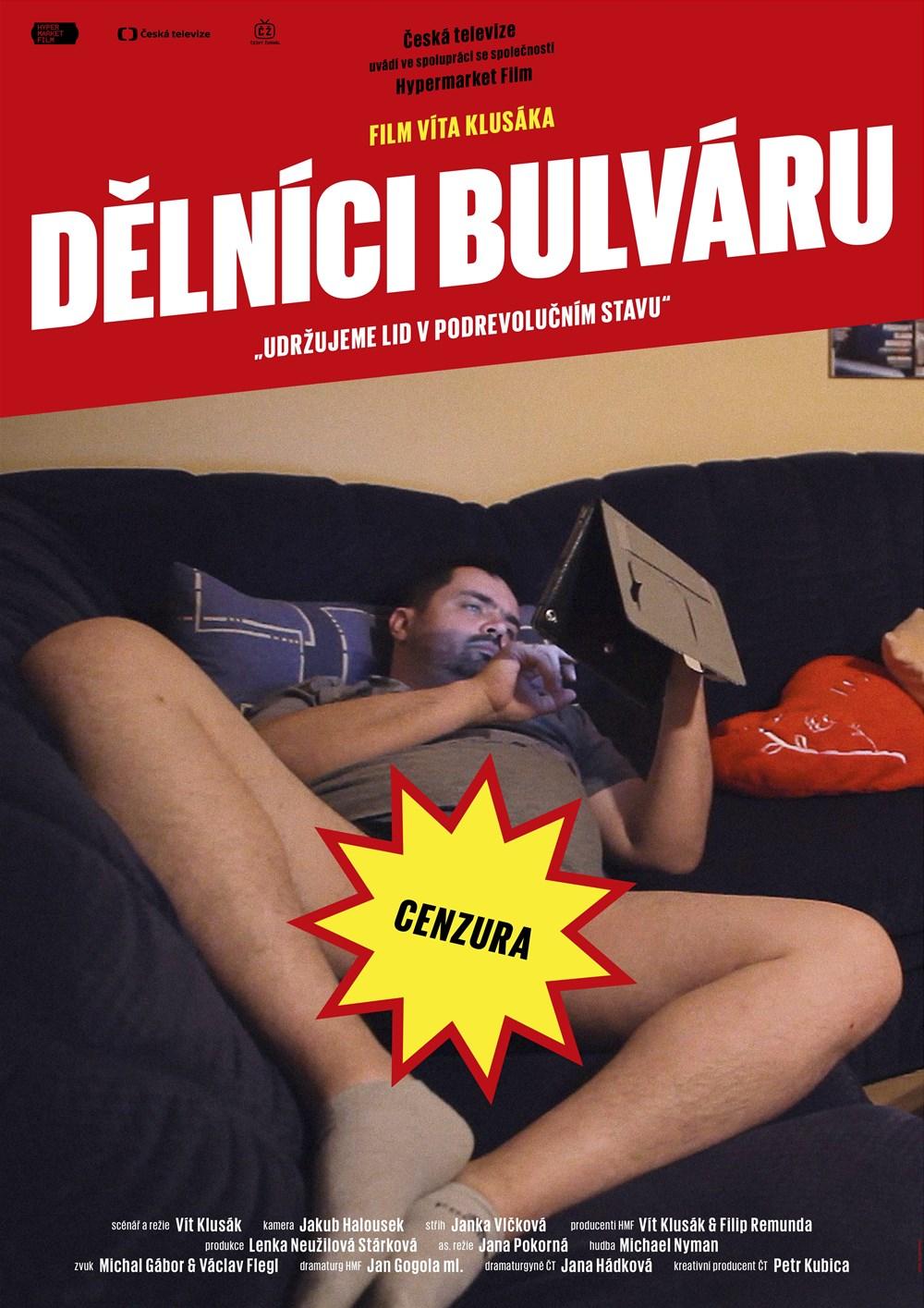 Kino Fotografic Delnici bulvaru poster