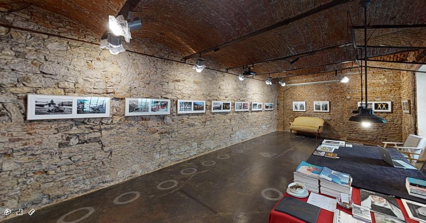 preview of 3D tour of Lois Hechenblaikner exhibition